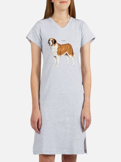 Cute Canine Women's Nightshirt