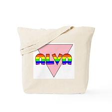 Alva Gay Pride (#002) Tote Bag