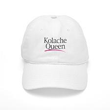 Kolache Queen Baseball Cap