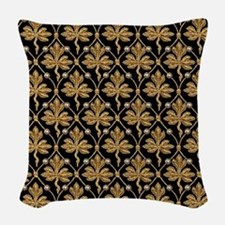 Queen Elizabeth I. Phoenix Por Woven Throw Pillow
