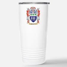 Hackett Coat of Arms - Travel Mug
