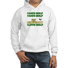 Golf Fun Jumper Hoody