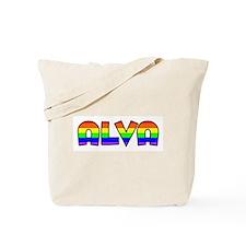 Alva Gay Pride (#004) Tote Bag