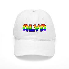 Alva Gay Pride (#004) Baseball Cap