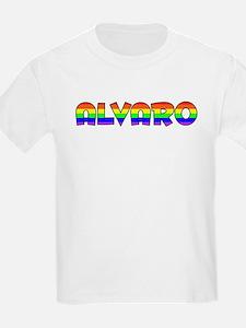 Alvaro Gay Pride (#004) T-Shirt