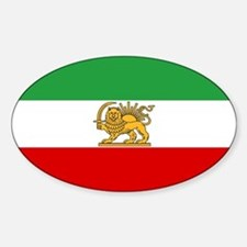 Flag of Persia / Iran (1964-1980) Decal