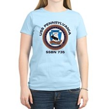 USS Pennsylvania SSBN 735 T-Shirt
