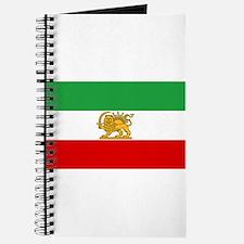 Flag of Persia / Iran (1964-1980) Journal