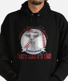 Chicago Baseball Party like it's Hoodie