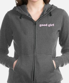 Cute Pretty in pink Women's Zip Hoodie