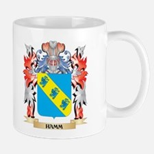 Hamm Coat of Arms - Family Crest Mugs