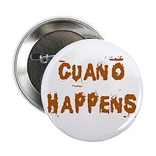 """Guano Happens 2.25"""" Button"""