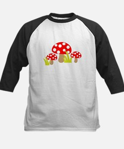 Magic Mushrooms Baseball Jersey