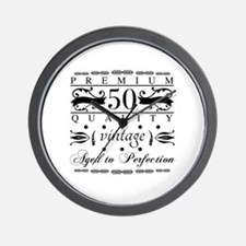 Funny Funny old age sayings Wall Clock