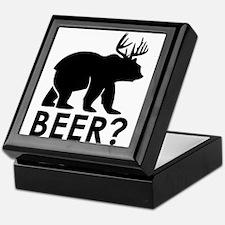 Cute Beer Keepsake Box