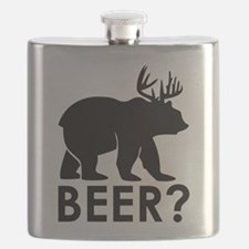 Cute Witty Flask