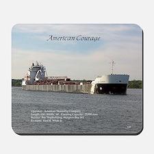American Courage Mousepad