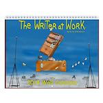 2014 The Writer At Work Wall Calendar