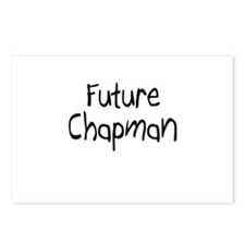 Future Chapman Postcards (Package of 8)