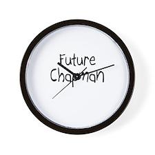 Future Chapman Wall Clock