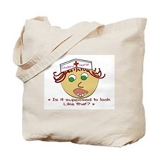 Unique Supposably Tote Bag