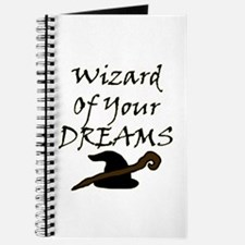Wizard Of Your Dreams (Black) Journal