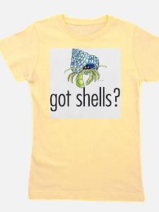Cute Shell Girl's Tee
