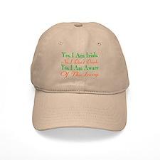 Ironic Sober Irish Baseball Cap