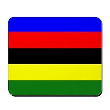 World Championship Colors Mousepad