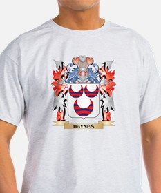 Haynes Coat of Arms - Family Crest T-Shirt