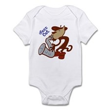 Jazz Cat Infant Bodysuit