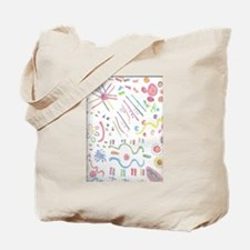 Cute Funny friends family Tote Bag