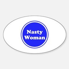 Nasty woman, Decal