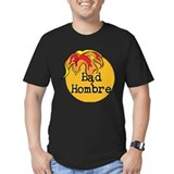 Bad hombre Fitted T-shirts (Dark)