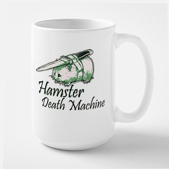 hamster death machine WEB Mugs