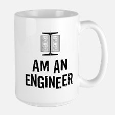 Engineer Identity Large Mug