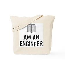 Engineer Identity Tote Bag