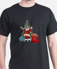 Merry Christmas From Santa T-Shirt
