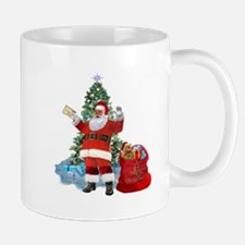 Merry Christmas From Santa Mugs