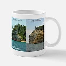 Pictured Rocks Naitonal Lakehsore Mugs