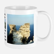 Miners Castle Before Collapse Mugs