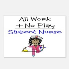 Cute Student nurse Postcards (Package of 8)