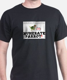 CLEVER PARROT - POLYALPHABETIC! T-Shirt