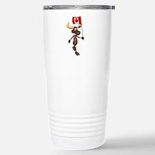 Unique Canada day Travel Mug