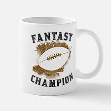 Fantasy Football Champion Mugs