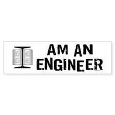 Engineer Identity Bumper Bumper Sticker