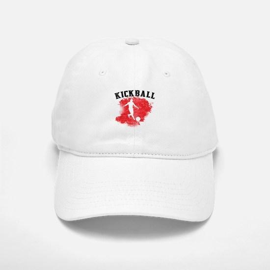 Kickball Baseball Cap
