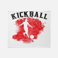 Kickball Throw Blanket