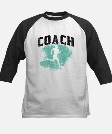 Running Coach Baseball Jersey