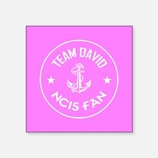 TEAM DAVID Sticker